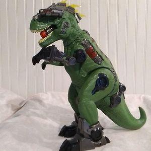 GUC Ultra Exosaur Robotic Dinosaur/Cyborg TRex